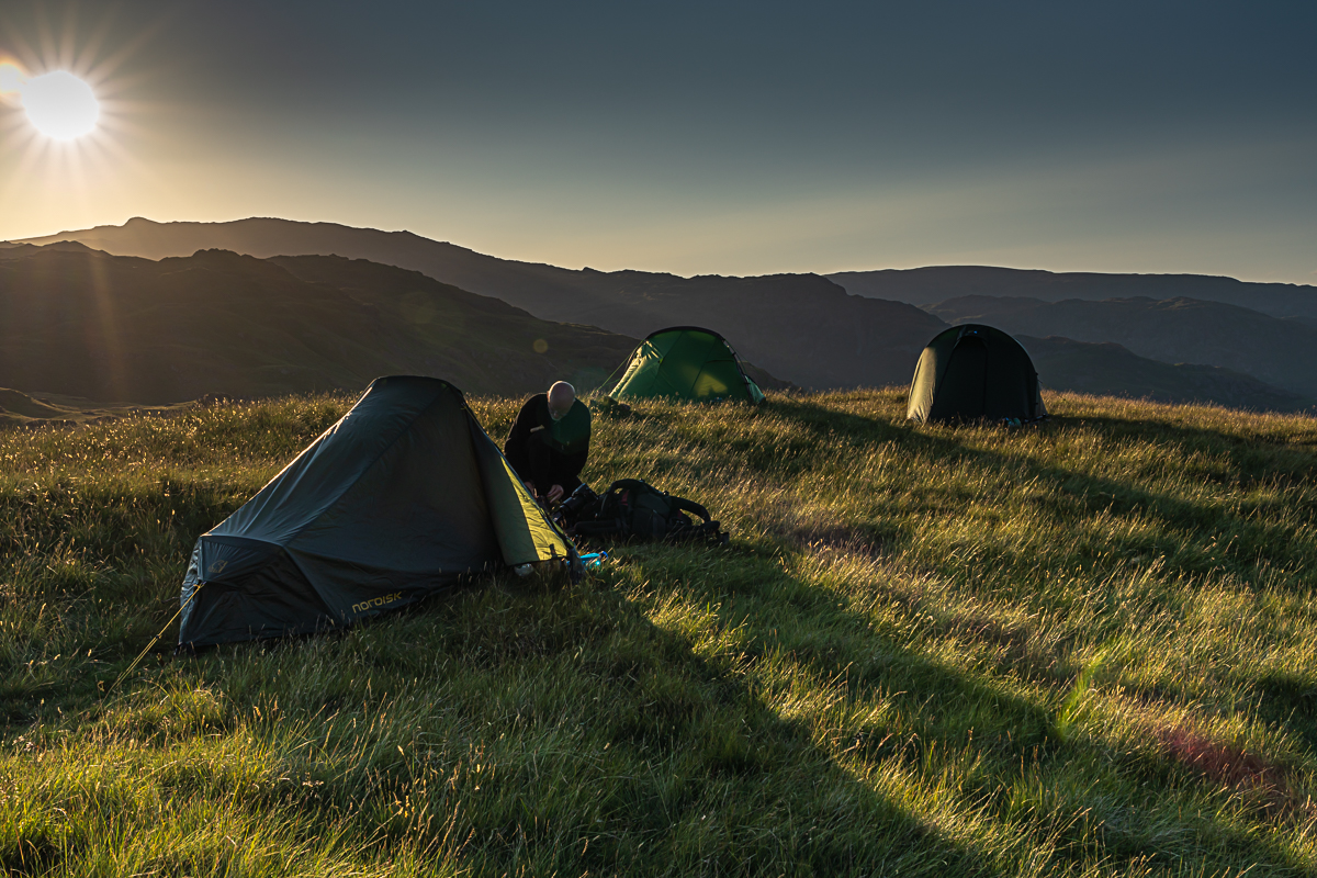 A Wild Camp